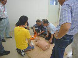 救急法講習会
